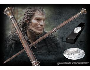 Bacchetta Magica Harry Potter Wand Fenrir Greyback pz CharacterEdition Noble Collection