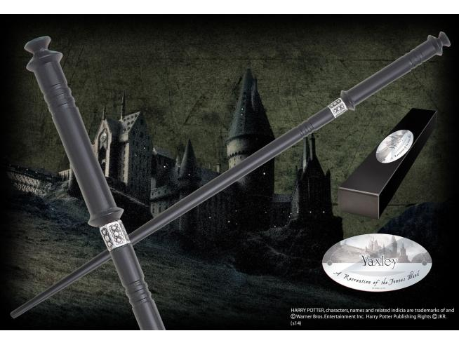 Harry Potter  Bacchetta Magica Yaxley  Character Noble Collection