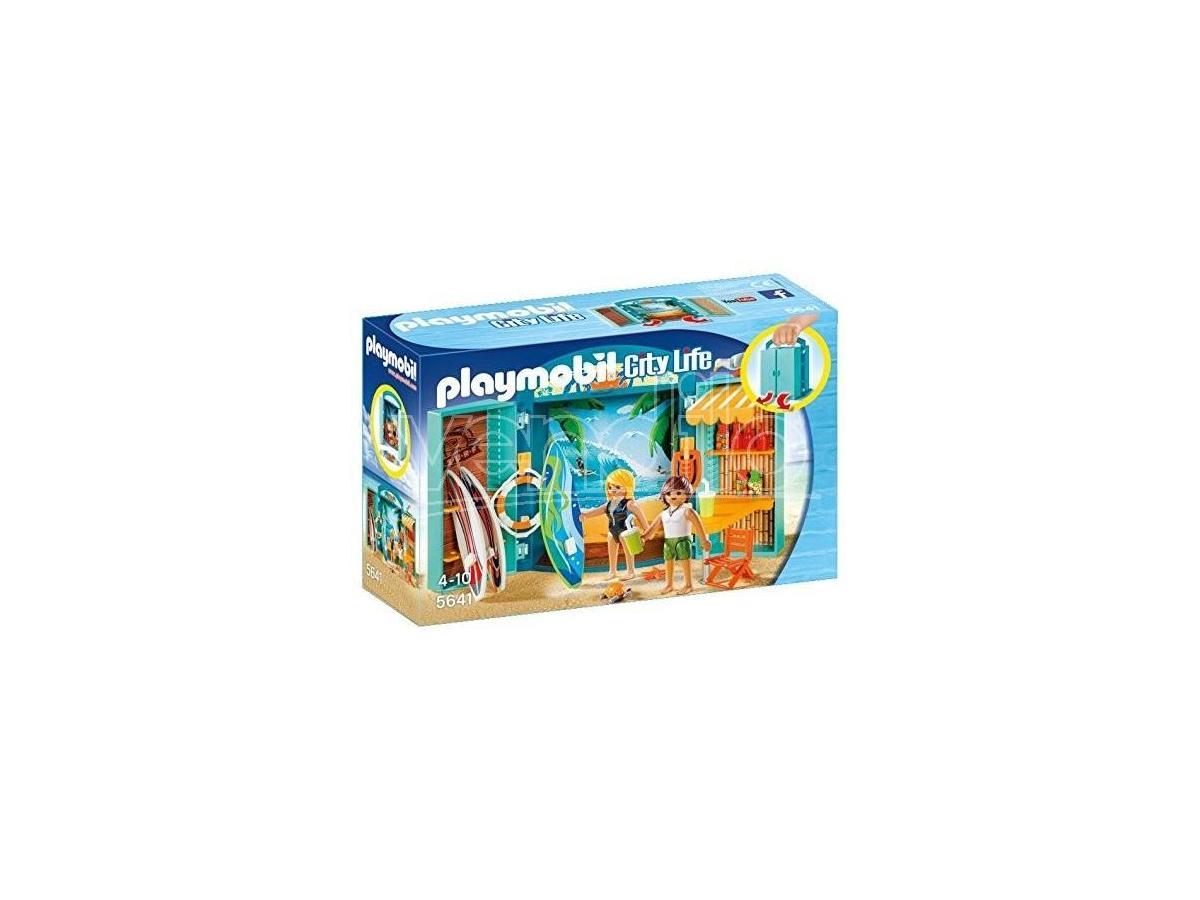 Playmobil 5641 - Play Box L'Angolo del Surf