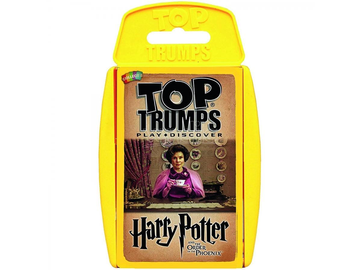 Harry Potter Top Trumps E L'ordine Della Fenice Carte Gioco Carte Gioco