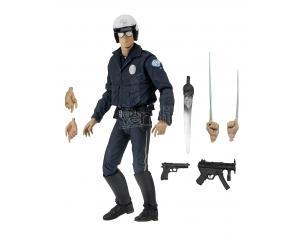 Terminator 2 Ultimate T-1000 Motorcycle Cop 18 cm Action Figure Neca Figures