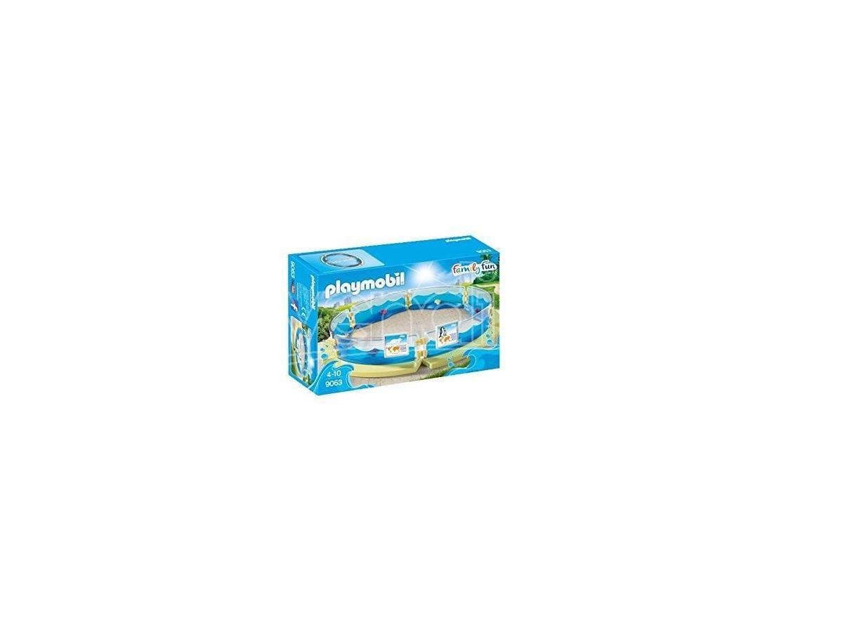 Playmobil 9063 vasca per i pesci san marino for Vasca per pesci
