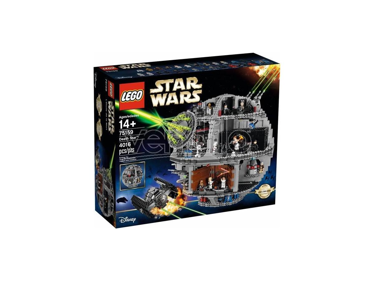 LEGO STAR WARS 75159 - MORTE NERA DEATH STAR