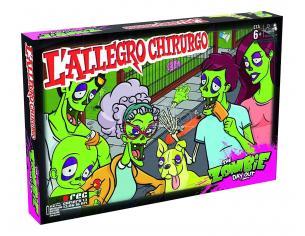 Gioco da Tavolo Allegro Chirurgo Zombie Versione Italiana Winning Moves