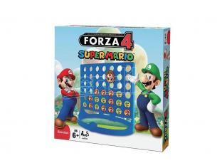 Gioco da Tavolo Forza 4 Super Mario Versione Italiana Winning Moves