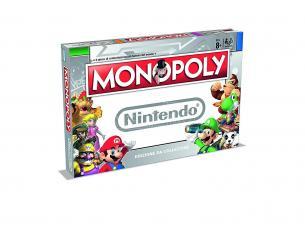 Gioco da Tavolo Monopoly Nintendo Versione Italiana Winning Moves