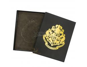 Harry Potter  Portafoglio Porta Passaporto Hogwarts  Noble Collection