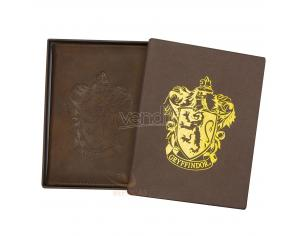 Portafoglio Porta Passaporto Harry Potter Griffondoro Cinereplicas Noble Collection