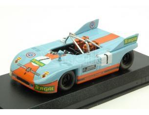 Best Model BT9651 PORSCHE 908/03 N.1 5th 1000 KM DE BARCELONA 1971 J.FERNANDEZ 1:43 Modellino