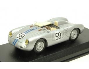 Best Model BT9652 PORSCHE 550 RS N.59 DNS LM 1958 SCHILLER-TOT-WIRZ 1:43 Modellino