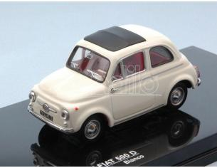 Vitesse VE24511 FIAT 500D 1965 WHITE 1:43 Modellino