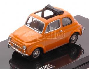 Vitesse VE24512 FIAT 500D 1965 GIALLO POSITANO 1:43 Modellino
