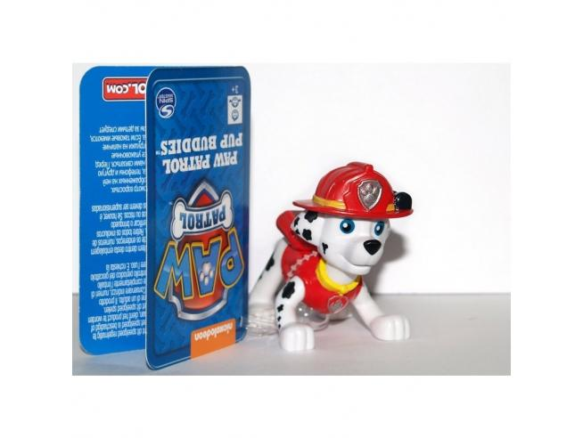 Figura Marshall Mini Figure Paw Patrol Pup Buddies 6 cm Spin Master