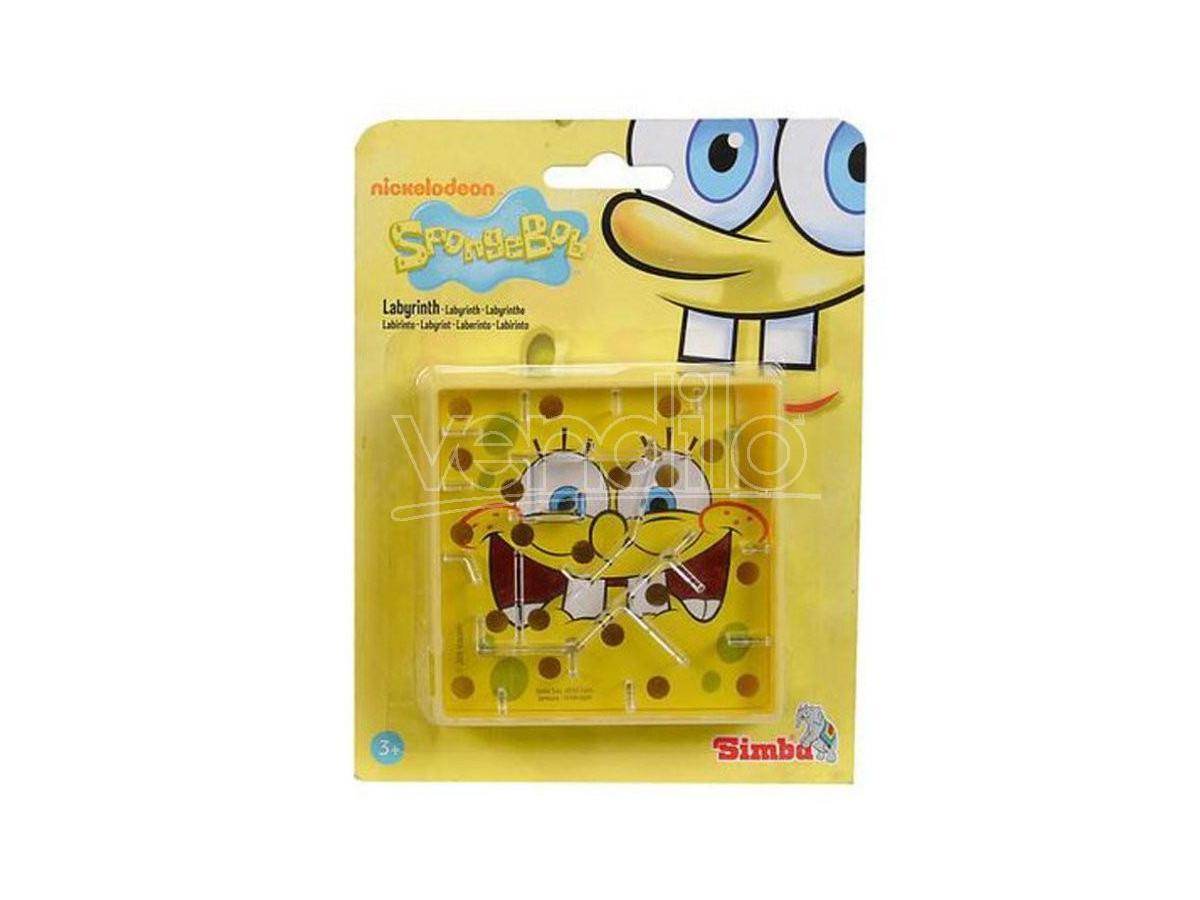 Simba-Sponge Bob Labirinto