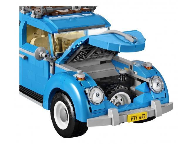 LEGO CREATOR 10252 - MAGGIOLINO VOLKSWAGEN SPECIALE COLLEZIONISTI