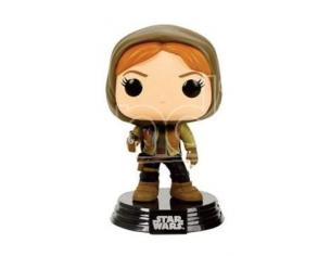 Funko Star Wars Rogue One POP Movies Vinile Figura Jyn Erso 9 cm