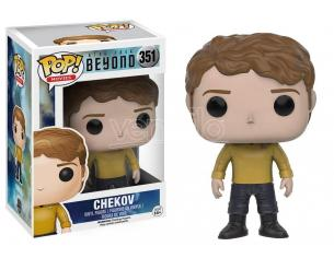 Star Trek Beyond Funko POP Film Vinile Figura Chekov 9 cm