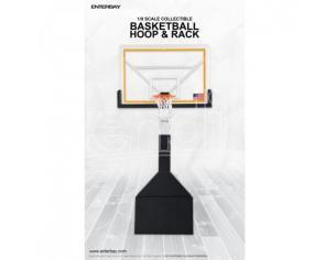 Canestro basket in scala 1/9 Hoop Enterbay NBA modellino
