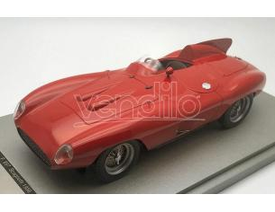 Tecnomodel TMD1826A FERRARI 857 SCAGLIETTI 1956 PRESS VERSION RED LIM.150 1:18 Modellino