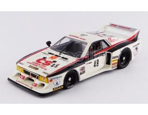 Best Model BT9656 LANCIA BETA MONTECARLO N.48 10th 6H SILVERSTONE CRAWFORD-CASTELLANO 1:43 Modellino