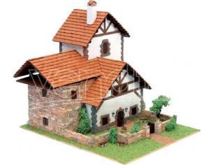 Domus Kits 40958 Modello di pietra - tipica casa di Vielha 1:60 Kit Modellino