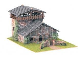 Domus Kits 40036 Rustica 2 Casa In Pietra PCS 1270 1:60 Kit Modellino