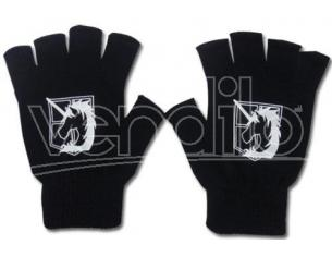 GE ANIMATION ATTACK ON TITAN MILITARY POLICE GLOVE ACCESSORI ABBIGLIAMENTO