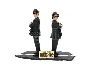 SD TOYS BLUES BROTHERS JAKE AND ELWOOD 2PK ACTION FIGURE