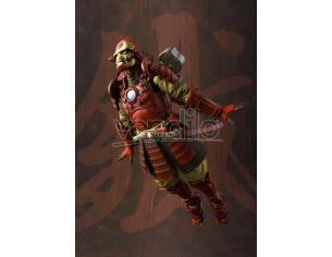 Samurai Iron Man Mark 3 Action Figure PVC 18 cm Figuarts Bandai