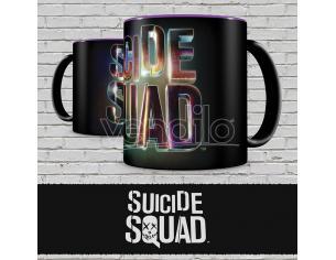 SD TOYS SUICIDE SQUAD LOGO BLACK MUG BORSA