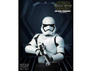 GENTLE GIANT SW FIRST ORDER STORMTROOPER DLX BUST BUSTO