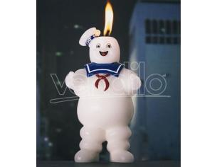Aftermidnight Ghostbustoers Melting Stay Puft Candle Candela