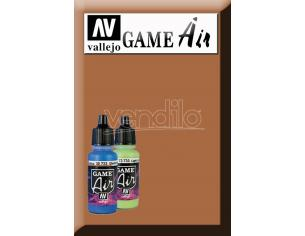VALLEJO GAME AIR BURNED FLESH 72770 COLORI