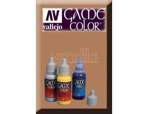 VALLEJO GAME COLOR HEAVY SKINTONE EXOPAQUE 72140 COLORI