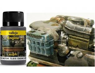VALLEJO WEATHERING ENGINE GRIME 40ML 73815 COLORI