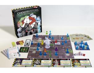 Ghostbusters Il Gioco Da Tavolo Gioco Da Tavolo Cryptozoic