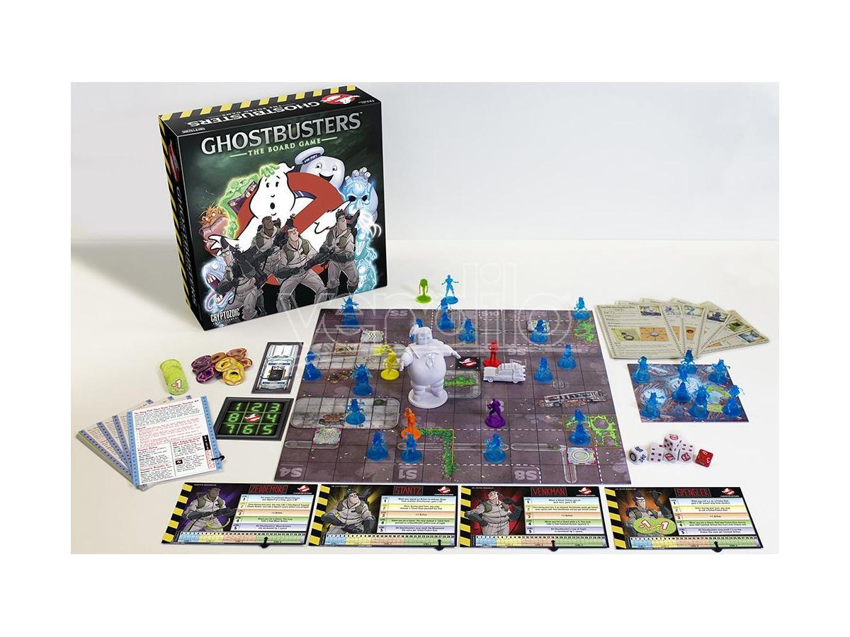 Cryptozoic cosmic games ghostbusters il gioco da tavolo gioco da tavolo san marino - Blokus gioco da tavolo ...