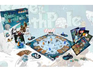 PLAYMORE GAMES RACE TO THE NORTH POLE BOARDGAME GIOCO DA TAVOLO