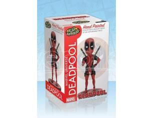 NECA MARVEL CLASSIC DEADPOOL RED/BLACK HK HEADKNOCKER