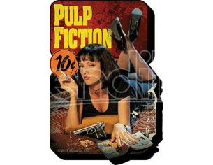 AQUARIUS ENT PULP FICTION ONE SHEET MAGNET MAGNETI