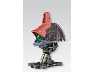 BANDAI SHOKUGAN GUNDAM MACHINE HEAD DISPLAY (10) MINI FIGURA