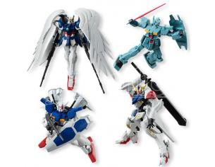 BANDAI SHOKUGAN GUNDAM UNIVERSAL UNIT S.3 DISPLAY(10) MINI FIGURA