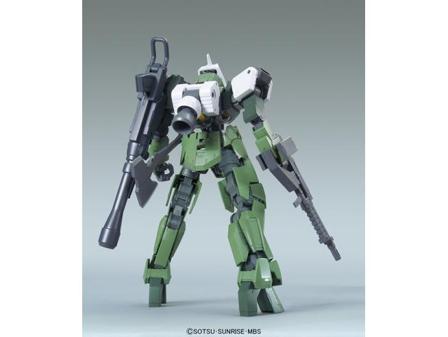 BANDAI MODEL KIT ORPHANS GRAZE CUSTOM 1/100 MODEL KIT