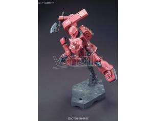 BANDAI MODEL KIT HG ZAKU I MS-05S CHAR 1/144 MODEL KIT