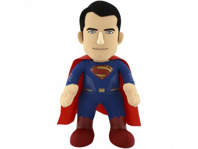 BLEACHER CREATURES BATMAN V SUPERMAN SUPERMAN PLUSH PELUCHES