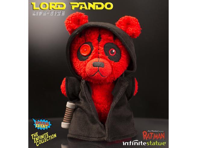Infinite Rat-man Lord Pando Life Size Peluche Peluches