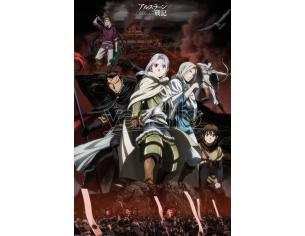 GB EYE POSTER LEGEND OF ARSLAN BATTLE -FP4164- POSTER