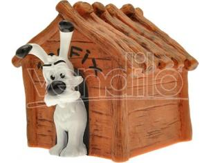 PLASTOY ASTERIX IDEFIX KENNEL MINI BANK SALVADANAIO