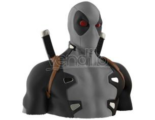 SEMIC DEADPOOL X-FORCE DELUXE BUST BANK SALVADANAIO