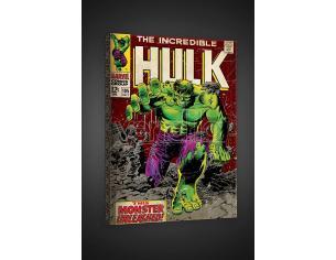 For Walls Tela Incredible Hulk Stampa Su Tela